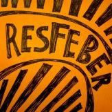 Resfeber: The restless race of the traveler's heart before the journey begins.